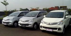 Unit terbaru rental mobil di cirebon